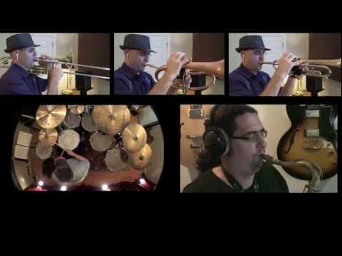 Watermelon Man-Herbie Hancock -Cover-Jazz backing track
