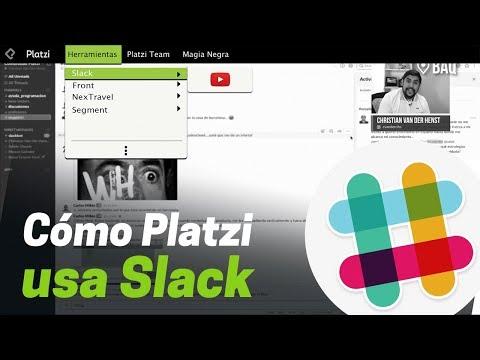 Así mejoramos nuestra productividad con Slack