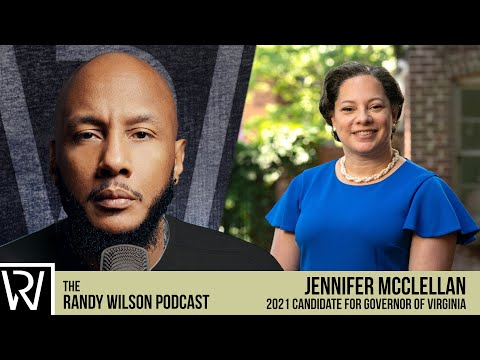 Senator Jennifer McClellan on Randy Wilson Podcast