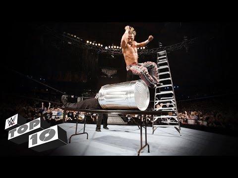 Verrückte Sprünge Von Leitern — WWE Top 10