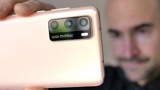 Huawei P40 Camera Test | Video Samples