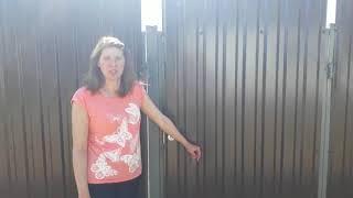 видео Забор под ключ в Чехове