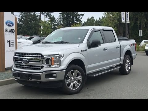 2019 Ford F-150 XLT XTR 301A 3.5L SuperCrew Review  Island Ford