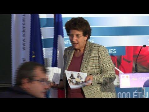 """Parcoursup: """"plus de 2,4 millions de propositions"""" (Vidal)"""