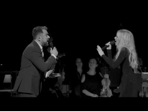 Kasia Moś Feat. Kuba Badach & AUKSO – Zatracam Się  (Official Live Video NOSPR)