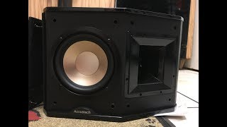 BIC Acoustech PL-66 unboxing - Best Bang for Buck Surround Speakers?