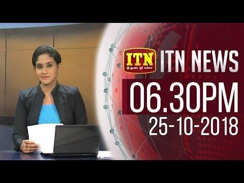 ITN News 2018-10-25 | 06.30 PM