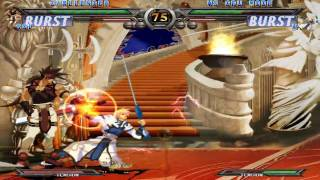 Guilty Gear X2 #Reload - Gameplay
