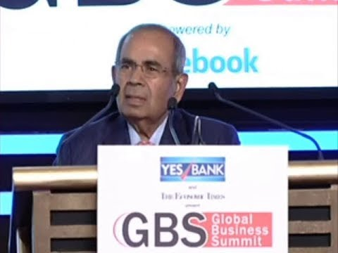 In world of uncertainties, act local, think global: GP Hinduja at ETGBS 2019
