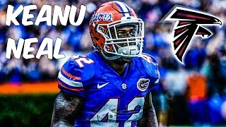 """Keanu neal - ss #42 #17 overall selection atlanta falcons______________________________________________________________music""""hell and back""""i own no rig..."""