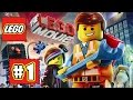 The LEGO Movie Video Game Android Gameplay Walkthrough Part 1 [HD]