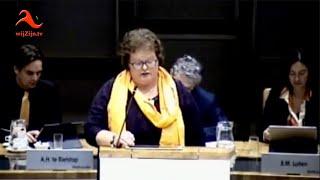 Hardenberg: Raadsvergadering van 3 december 2019