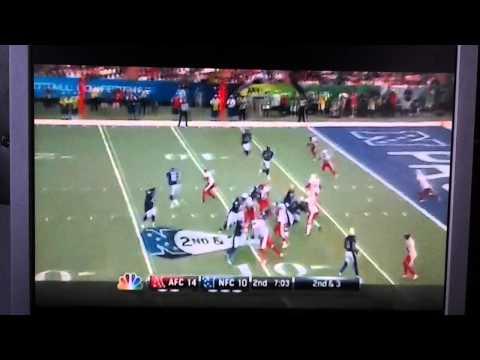 Pro bowl highlights 2013