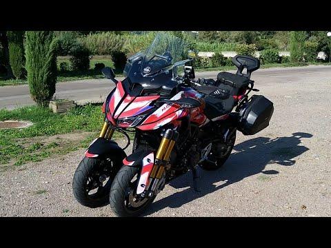 Essai Yamaha Niken GT // Très Rassurante!!