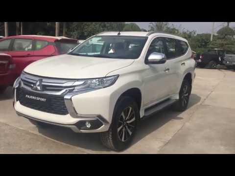 Mitsubishi Pajero Sport Máy Dầu Trang Bị Những Gì?Giá Có Rẻ|0909586658