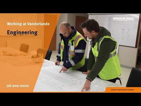 Engineering | Job area | Vanderlande