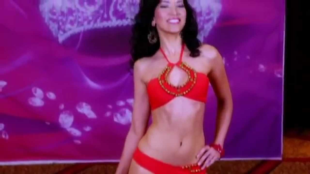 La hermosa Dominicana Catherine Ramírez audiciona para