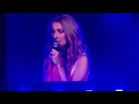 Celine Dion - Can't Help Falling in Love - Elvis Presley cover - 13th July - Taipei