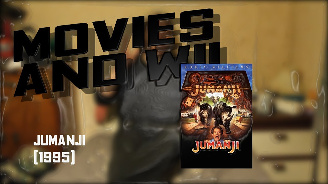 Jumanji (1995) | Movies and Wil – The Torch Entertainment Guide