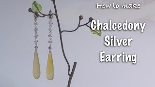 Handmade Fashion jewelry | Earring DIY| Jewelry DIY|Handmade…