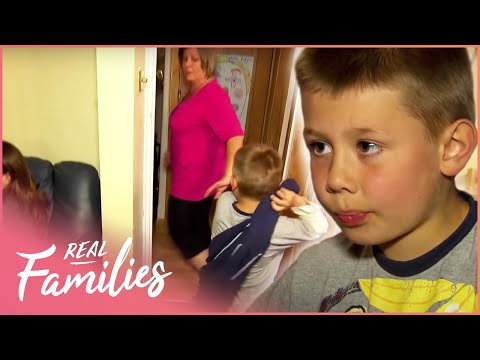 Boy Is Violent To Mum And Jo | Jo Frost: Extreme Parental Guidance | Real Families