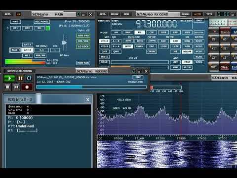 FM DX 97.3 MHz Kopernikus Radio, Serbia, heard in Finland