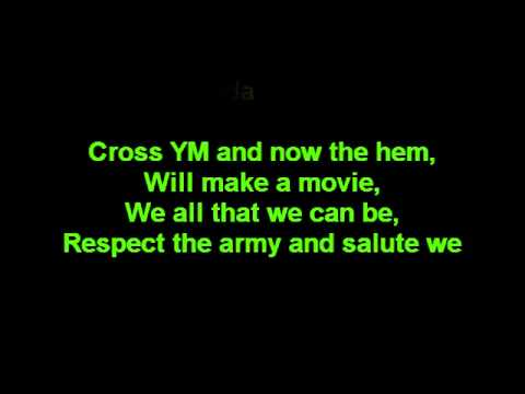 YM Salute - Lil' Wayne Ft. Young Money w/ Lyrics