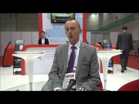 Johan Vanneste, President & CEO, Luxembourg Airport