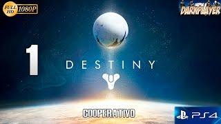 DESTINY PS4 Parte 1 Español Gameplay Walkthrough Misiones Historia Let