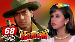 Video Kanoon (HD) - Ajay Devgan | Urmila Matondkar | Gulshan Grover | Arun Govil - (With Eng Subtitles) download MP3, 3GP, MP4, WEBM, AVI, FLV November 2018