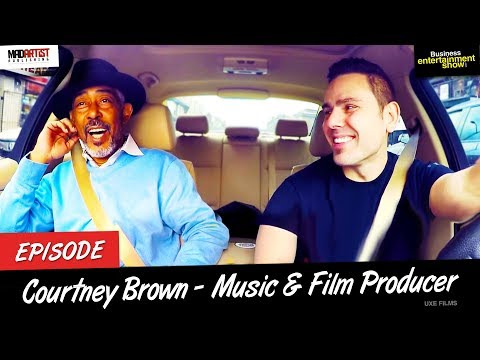 WE'RE GOING TO BE DIRTY COPS (Music & Film Producer Courtney Brown on The UBER Experiment)