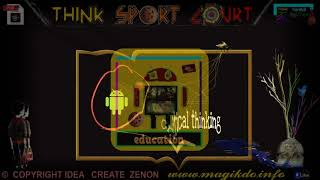 think sport court by tFv - EDU