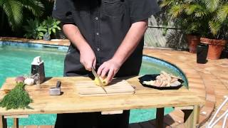 Baked Fish Two Ways - Cast Iron Boys - Southern Metal Spinners