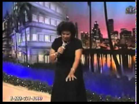 Judy Jacobs sings ISAIAH 61 (2011 Release)