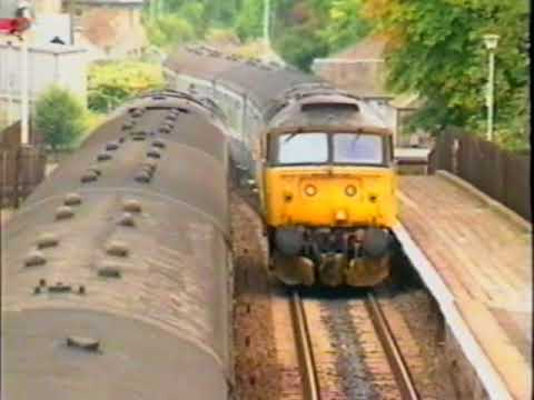 World's Greatest Train Ride Videos: Scotland & Wales | VHS rip | 1995