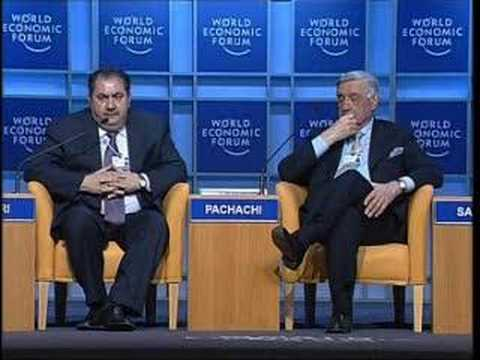 Davos Annual Meeting 2004 - Next Steps for Iraq