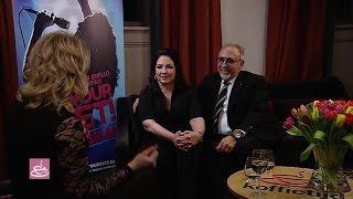 Pernille interviewt Gloria Estefan! - KOFFIETIJD