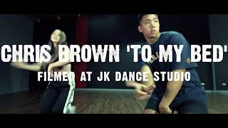 Chris Brown 'To My Bed'  / Tommy Choreography Dance