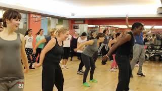 Laritza Bacallao - Que Suenen Los Tambores Zumba Fitness (GruppoYMC5)