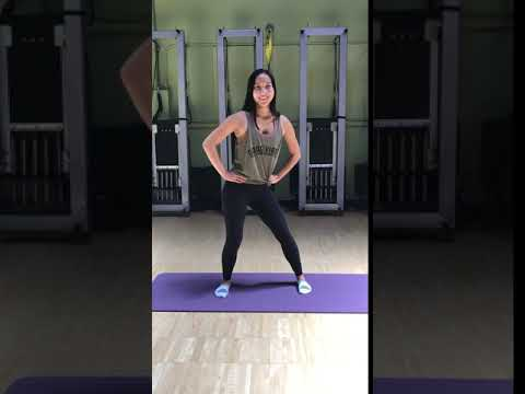 Pelvic Floor Stretch - YouTube