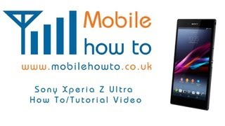 How To Check For A Software Update On Your Device - Sony Xperia Z Ultra