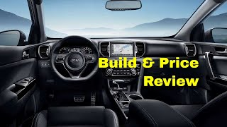 2019 Kia Sportage AWD Turbo - Build & Price Review: Features, Configurations, Specs