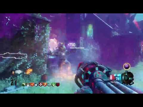 Spooky: Black Ops 3 Zombies Fail