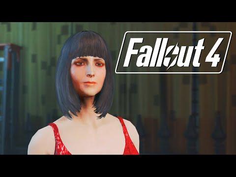 Fallout 4: All Companions Romance Scenes + Magnolia(Male Version)