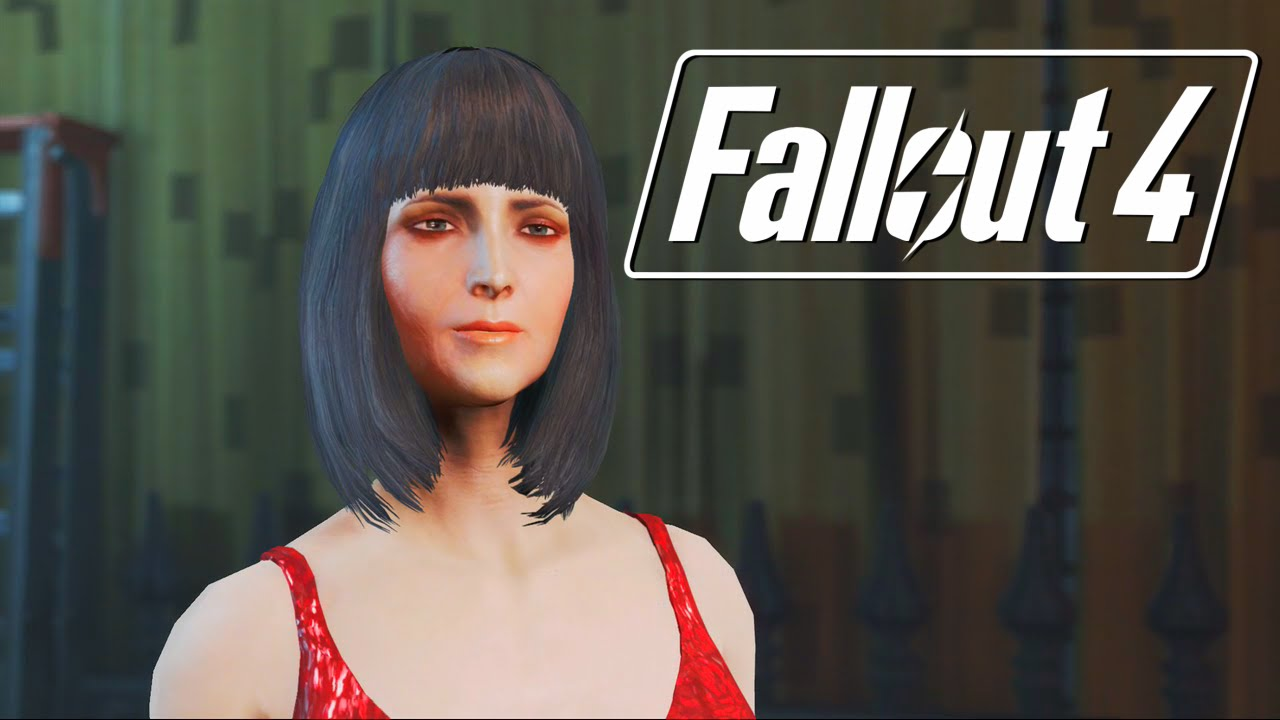 magnolia flirting fallout 4 Fallout 4-magnolia and female hero lesbian scene.