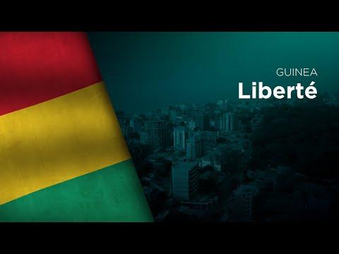National Anthem of Guinea - Liberté