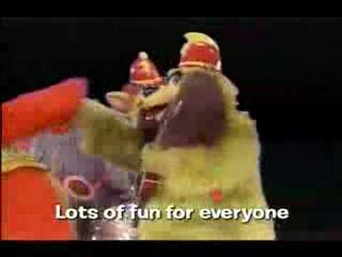 BoomerangALong  The Banana Splits Show