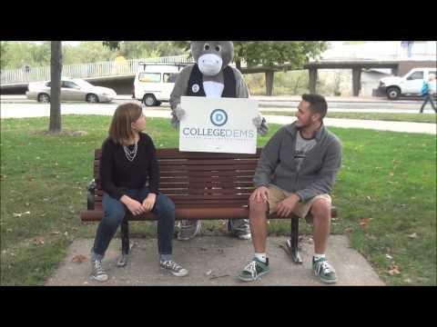 UWEC College Democrats Commercial