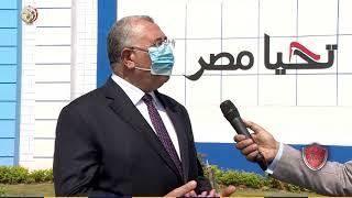 وزير الزراعة: مصنع الغزل والنسيج صرح يعيد للقطن المصري مكانته وعظمته في الماضي