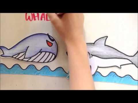 โครงงานคอม 6/1 Shark vs Whale